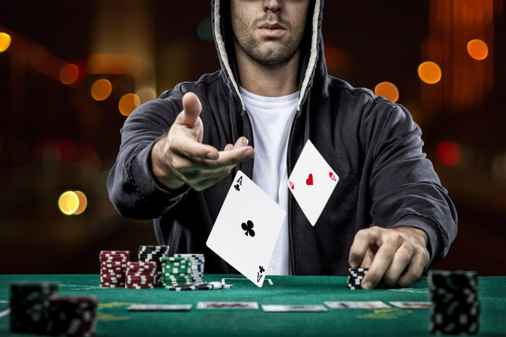 celebrities that gamble