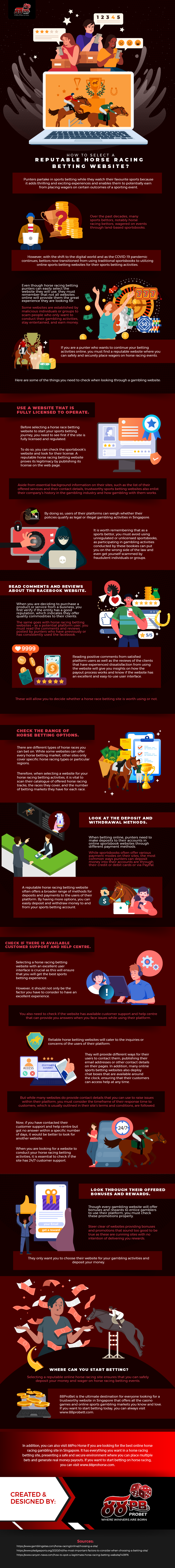 How-To-Select-a-Reputable-Horse-Racing-Betting-Website-Infographic